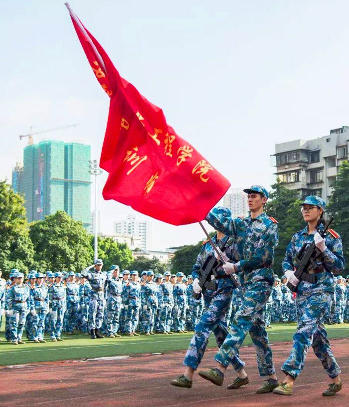 泸州学生军训项目